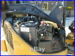 2013 John Deere 35G MINI EXCAVATOR Diesel Runs and operates very well