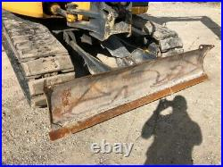2013 John Deere 85G Mini Excavator Rubber Tracks Low Hours
