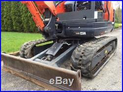 2013 Kubota Kx71-3s Rubber Track Mini Excavator Diesel Bobcat Cat