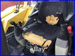 2013 Komatsu PC88MR-8 Hydraulic Midi Excavator with Cab 3rd Valve & Manual Thumb