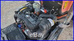 2013 Kubota K008-3 K008 Micro Mini X EX Excavator 2 Speed Diesel 1450hrs