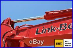 2013 Link-belt 160x2 Crawler Excavator 4000hrs Tier 3 Isuzu Hyd Thumb Q/c Clean