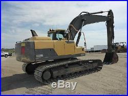 2013 Volvo EC220DL Excavator E6410 Crawler Excavator