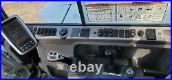 2014 BOBCAT E85 Track Excavator Hydraulic THUMB Midi FINANCING + SHIPPING