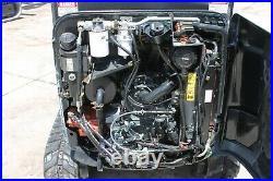 2014 Bobcat 324m Mini Excavator 2 Speed 1412 Hrs 20' Smooth Bucket
