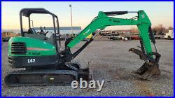 2014 Bobcat E42 Bobcat E42 Mini Midi Excavator Track Hoe Trackhoe HYD. THUMB