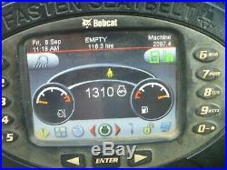 2014 Bobcat E42 Mini Excavator Diesel Hydraulic Thumb