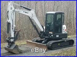 2014 Bobcat E50 690hrs We ship Worldwide