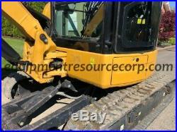 2014 CAT 303.5E Mini-Excavator