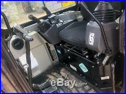 2014 Cat 305E CR Mini Excavator