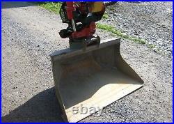 2014 Caterpillar 305 Mini Excavator Rubber Tracks A/C