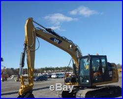 2014 Caterpillar 312E Hydraulic Excavator Enclosed Cab AC Rear Camera