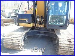 2014 Caterpillar 320E LRR Hydraulic Excavator LOW HOURS Q/C AUX CAT 320EL