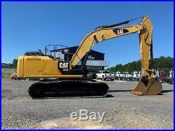 2014 Caterpillar 336EL Hydraulic Excavator