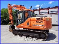 Excavators » Blog Archive » 2014 Doosan DX140 Hydraulic