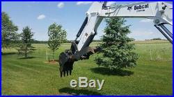 2014 E45 Bobcat Mini Excavator