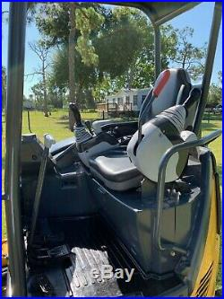 2014 John Deere 27d Mini Hydraulic Excavator 1992 Hours- Excellent Condition