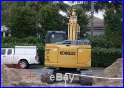 2014 Kobelco Excavator