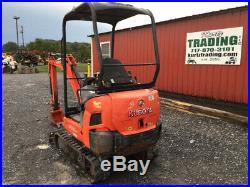 2014 Kubota KX018-4 Hydraulic Mini Excavator