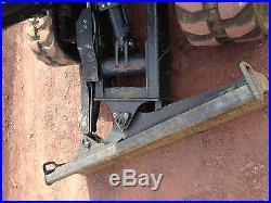 2014 Kubota KX040 Mini Excavator Same as KX121 Cab Heat Air ONLY 470 HOURS