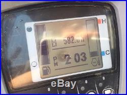 2014 Kubota KX080 Excavator Cab Heat AC Dozer Blade ONLY 705 HOURS