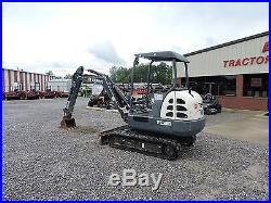 2014 Terex Tc35 Excavator Bobcat Caterpillar Deere Low Hours