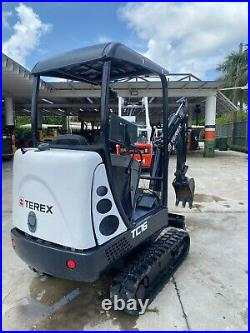 2014 Terex Tc 16 2 Speed Low Hrs New Tracks Extendable Tracks
