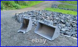 2014 Volvo EC20C Mini Excavator Low Hours Manual Thumb Backhoe