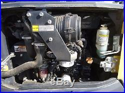 2014 Yanmar Vio35-6a Mini Excavator, Diesel, Low Hours, One Owner, Ready To Work
