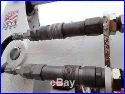 2015 Bobcat E32 Mini Excavator, EROPS, Heat/AC, Hydraulic Thumb, Long Arm Option