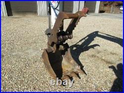 2015 Bobcat E50 Excavator Hydraulic Thumb Excellent Tracks
