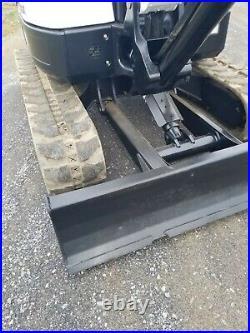2015 Bobcat E50 Mini Excavator