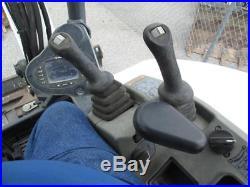 2015 Bobcat E50 Mini Excavator, X-Change Coupler, 49 Hp Kubota Diesel, 2 Speed