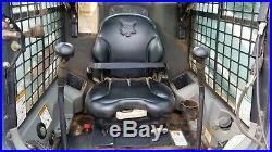 2015 Bobcat T590 Track Skid Steer Cab Heat A/c Kubota Diesel Nice! Finance