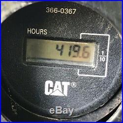 2015 CAT 303.5E2-CR Hydraulic Excavator Enclosed Cab Heat/ AC Diesel