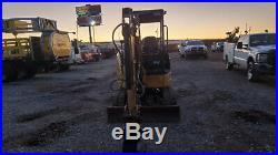 2015 Cat 303E CR Mini Ex Excavator Trackhoe Hydraulic Thumb