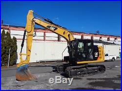 2015 Cat 312e Hydraulic Crawler Excavator Low Hours Heat & Ac