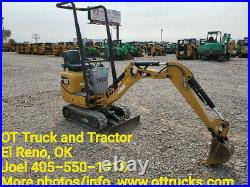 2015 Caterpillar 300.9D Mini Ex Excavator Trackhoe Cat