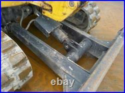 2015 Caterpillar 302.7D CR Mini Digger 2.6 ton excavator
