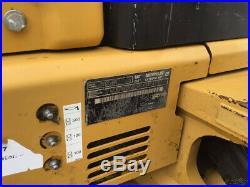 2015 Caterpillar 303.5ECR Hydraulic Mini Excavator With Cab Super Clean 3200Hrs
