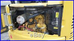2015 Caterpillar 303.5E CR Mini Excavator Construction Machine w Hydraulic Thumb