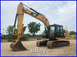 2015 Caterpillar 316EL Crawler Excavator Cab AC Diesel Cat