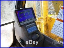 2015 Komatsu PC138USLC Hydraulic Excavator Backhoe Dozer Blade Enclosed Cab