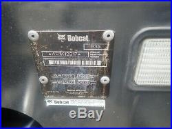 2016 Bobcat E35 Mini Excavator, Orops, Long Arm, Angle Blade, 2 Spd, 33.5 HP
