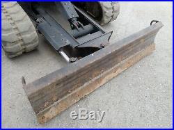 2016 Bobcat E42 Mini Excavator, Cab, Heat/ac, Hyd Thumb, Angle Blade, 482 Hrs