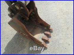 2016 Bobcat E42 Mini Excavator, Orops, Aux Hydraulics, 2 Spd, Keyless, 42.7 HP