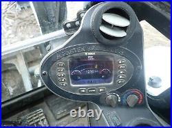 2016 Bobcat E55 Mini Excavator, Cab, Hyd Thumb, Hyd X-change, 2 Speed, Heat A/c