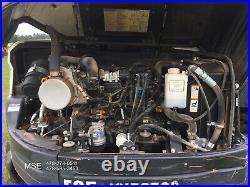 2016 Bobcat E85 Hydraulic Excavator