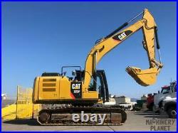 2016 CAT 323F L Track Excavator