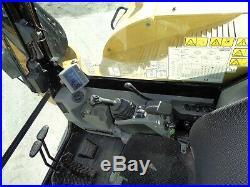 2016 Cat 308E2CR Midi Excavator- Diesel, Enclosed Cab, Heat/AC